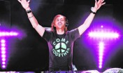 David Guetta Eristoff Invasion Tour 2012
